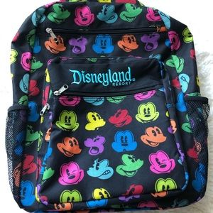 Disneyland Resort Mickey Mouse backpack